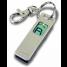 Seiko ST 01 Keyring Tuner Chrome